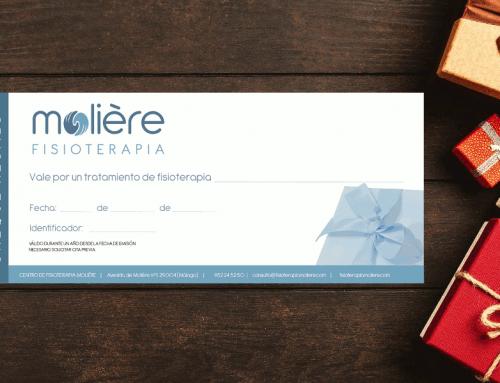 Cheques regalo tratamiento de fisioterapia